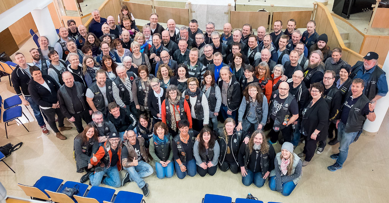 Gruppebilde HR årsmøte Bergen 2016