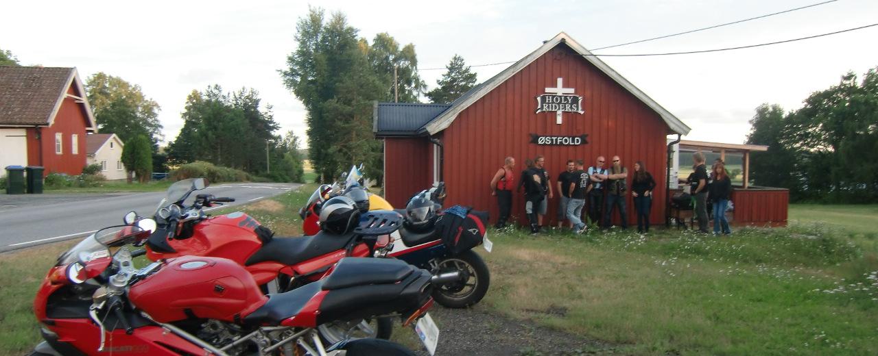 Holy Riders MC Østfold