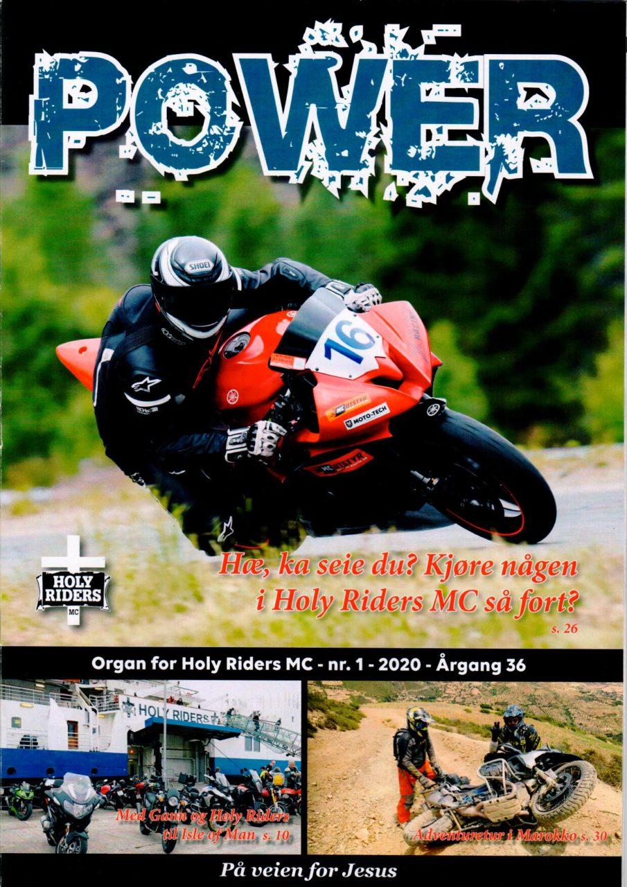 Forsiden av Power-nr1-2020